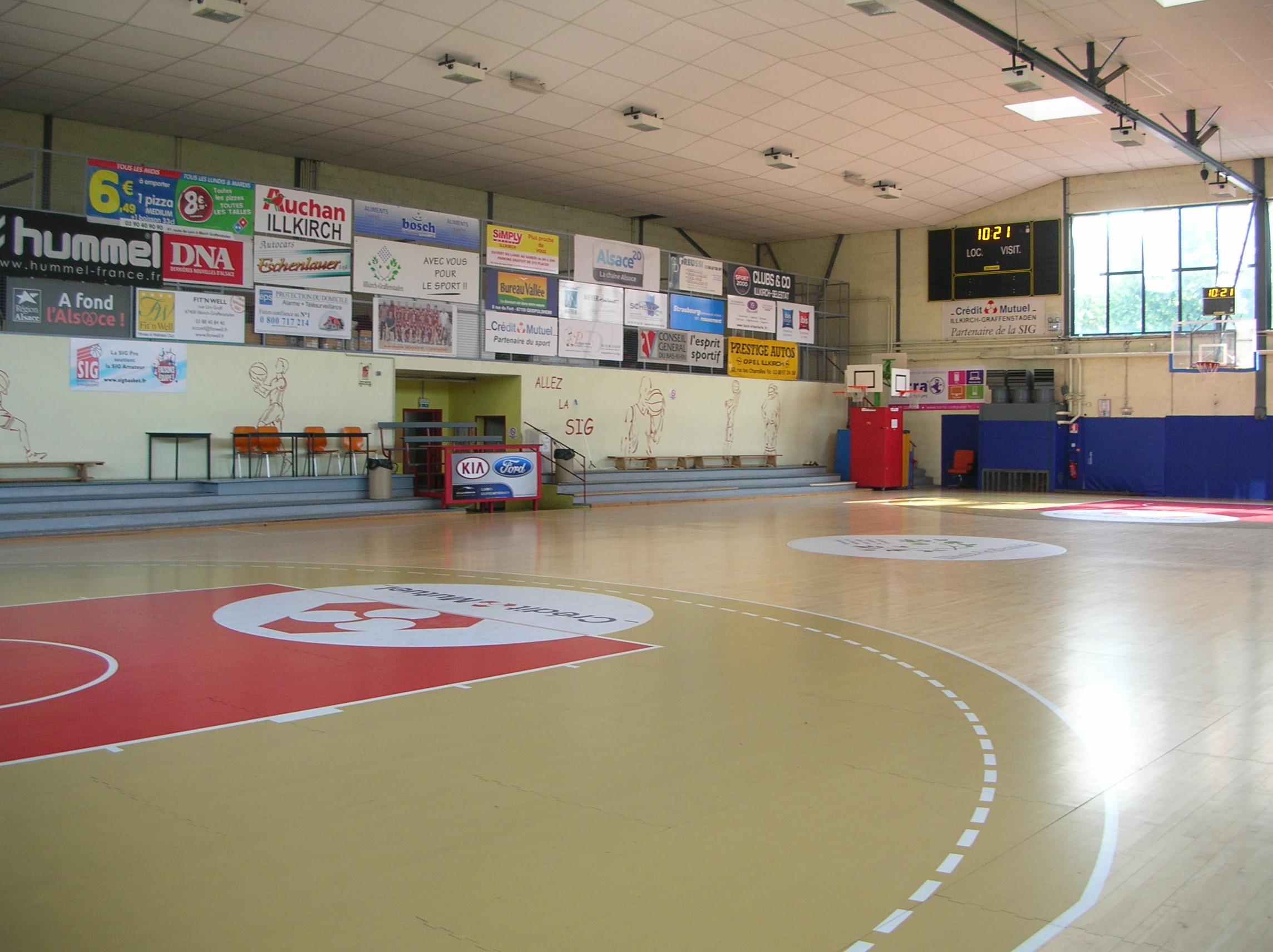 Centre d'entrainement